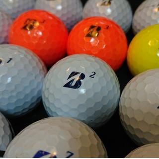 ブリヂストン(BRIDGESTONE)のツアーB JGR 24球 ブリヂストン ロストボール ゴルフボール(その他)
