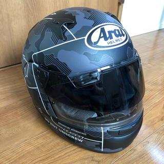 アライテント(ARAI TENT)の<にゃにゃさん専用>Arai Astro-pro Shade Command(ヘルメット/シールド)