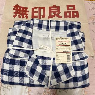 ムジルシリョウヒン(MUJI (無印良品))の送料無料 新品 オーガニックコットン 無印良品 パジャマ L(その他)