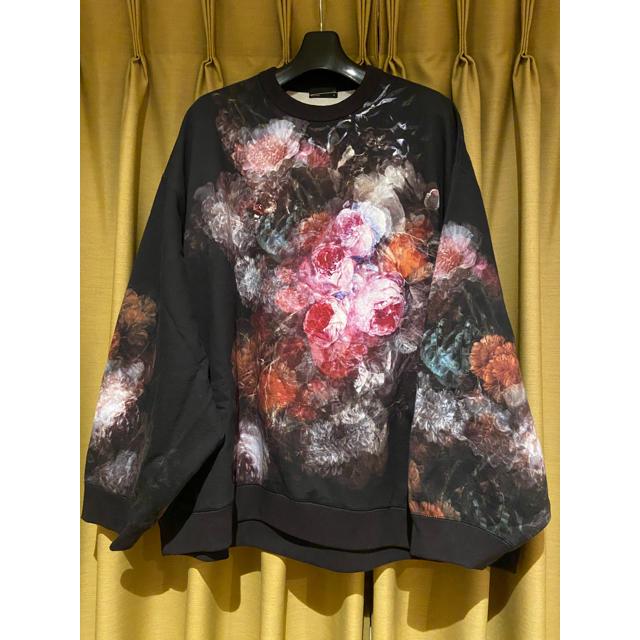 LAD MUSICIAN(ラッドミュージシャン)のLAD MUSICIAN 花柄スウェット メンズのトップス(スウェット)の商品写真
