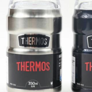 サーモス(THERMOS)の早い者勝ち!ベストセラー!サーモス保冷缶ホルダー350mlステンレス(タンブラー)