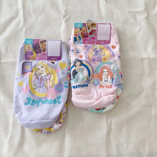 Disney - ディズニープリンセス 女児パンツ 下着 肌着 petitmain H&M