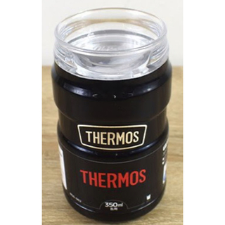 サーモス(THERMOS)の早い者勝ち!ベストセラー!サーモス保冷缶ホルダー350ml(タンブラー)