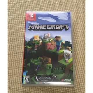 マイクロソフト(Microsoft)のMinecraft Switch(家庭用ゲームソフト)