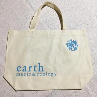 アースミュージックアンドエコロジー(earth music & ecology)のearth music & ecologyショッパー/バッグエコバッグマイバッグ(トートバッグ)