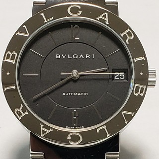 ブルガリ(BVLGARI)の☆OH仕上済☆BVLGARI☆ブルガリブルガリ☆BB33SS AUTO☆自動巻☆(腕時計)