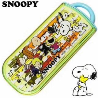スヌーピー(SNOOPY)のスヌーピー トリオセット(弁当用品)