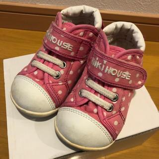 ミキハウス(mikihouse)のミキハウス スニーカー12.5cm 靴(スニーカー)