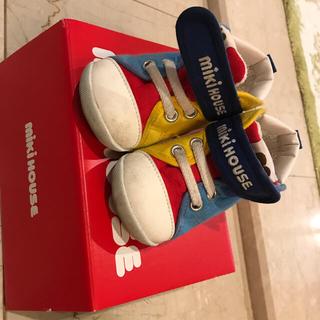ミキハウス(mikihouse)のミキハウス サイズ12.5 靴(スニーカー)