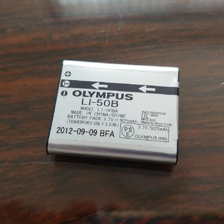 OLYMPUS - オリンパス デジカメ用 バッテリー LI-50B