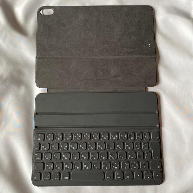 Apple(アップル)のiPad Pro 11インチ Smart Keyboard Folio スマホ/家電/カメラのスマホアクセサリー(iPadケース)の商品写真