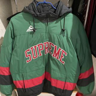 シュプリーム(Supreme)のsupreme puffy hockey jacket(ブルゾン)