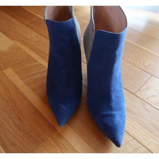フルラ(Furla)のフルラ ショートブーツ 2度外で着用(ブーツ)