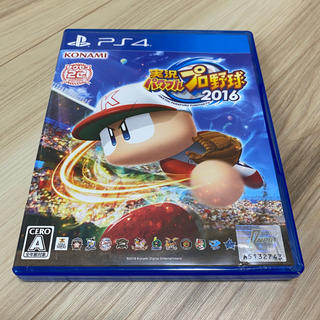 コナミ(KONAMI)の実況パワフルプロ野球2016 PS4(家庭用ゲームソフト)