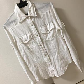 QUEENS COURT - クイーンズコート シンプル♡ホワイトシャツ