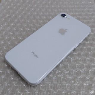 iPhone - iphone8 64gb SIMフリー シルバー