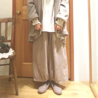 サマンサモスモス(SM2)の【 新品タグ付】SM2  バルーンパンツ(カジュアルパンツ)