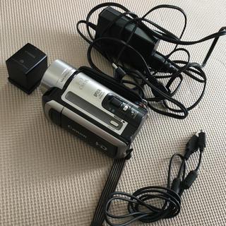 キヤノン(Canon)の中古 CANONキヤノン HDデジタルビデオカメラ iVIS HF11(ビデオカメラ)