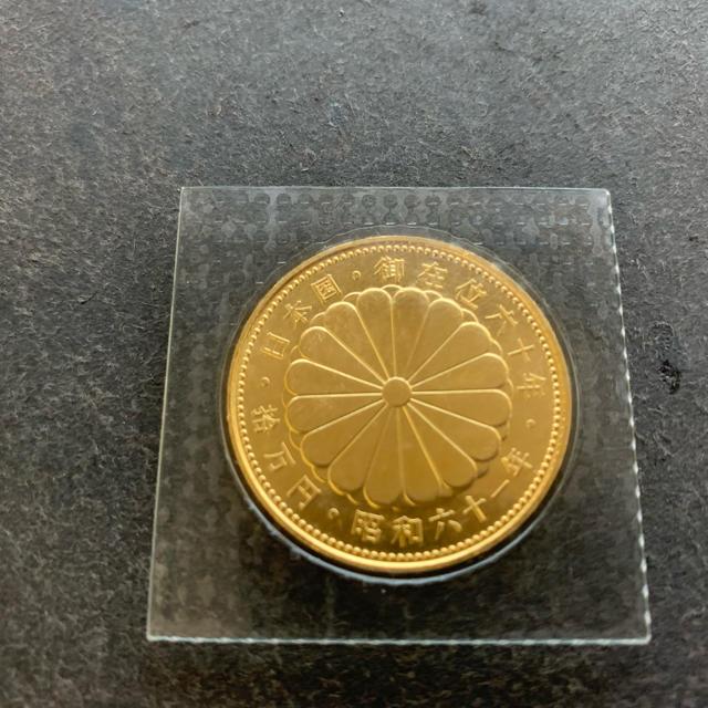 天皇陛下御在位60年記念 専用ページ エンタメ/ホビーの美術品/アンティーク(貨幣)の商品写真