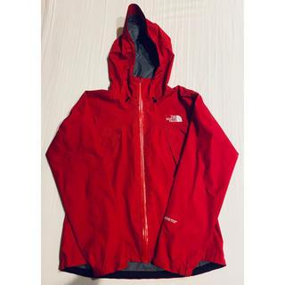 THE NORTH FACE - ノースフェイス クライムライトジャケット Mサイズ 赤 レッド