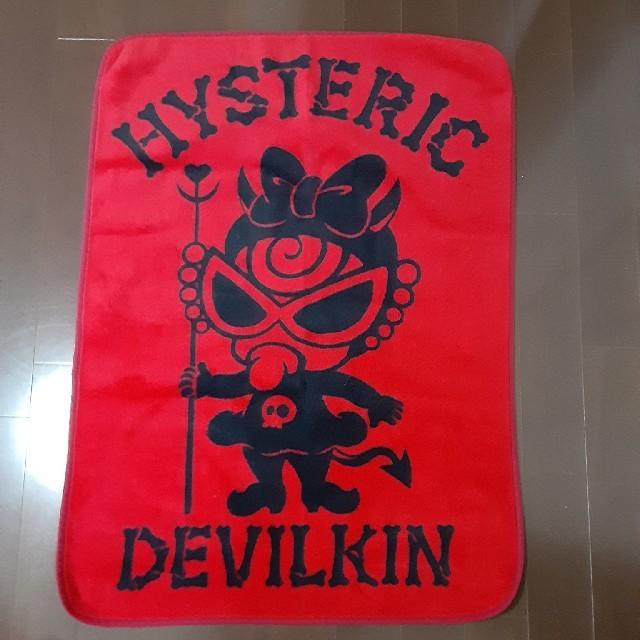 HYSTERIC MINI(ヒステリックミニ)のヒスミニ☆ひざ掛け☆毛布 キッズ/ベビー/マタニティのこども用ファッション小物(おくるみ/ブランケット)の商品写真