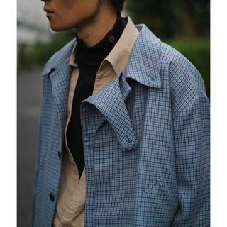 ヤエカ(YAECA)のryotakashima doctor neck long tee(Tシャツ/カットソー(七分/長袖))