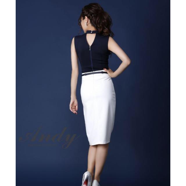 Andy(アンディ)のAndy ミニドレス (2ピース) レディースのフォーマル/ドレス(ナイトドレス)の商品写真