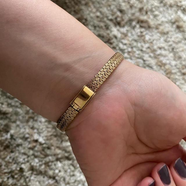 SHIPS for women(シップスフォーウィメン)のシップス SHIPS 腕時計 ゴールド レディースのファッション小物(腕時計)の商品写真