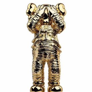 メディコムトイ(MEDICOM TOY)のKAWS HOLIDAY SPACE 11.5 GOLD(その他)