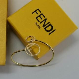 フェンディ(FENDI)のFendi フェンディ ブレスレット(ネックレス)