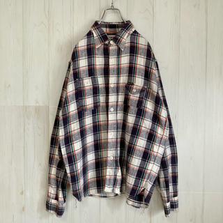フェローズ(PHERROW'S)のラオウ様専用  XL フェローズpherrow's ネルシャツ フランネルシャツ(シャツ)