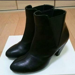 ローリーズファーム(LOWRYS FARM)の新品 ローリーズファーム サイドゴアヒールブーツ(ブーツ)
