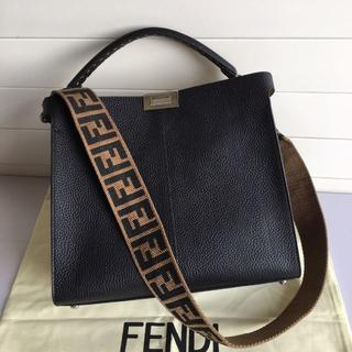 FENDI - 【FENDI】ピーカブー ブラック