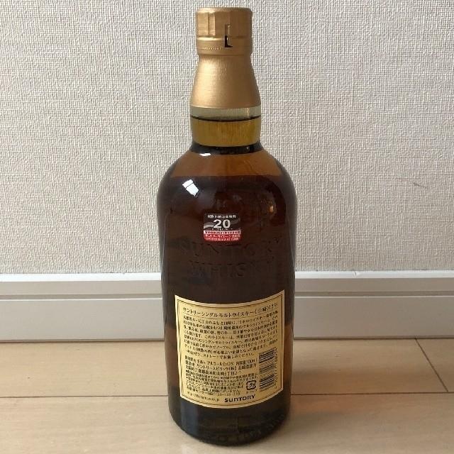 サントリー(サントリー)の山崎12年  食品/飲料/酒の酒(ウイスキー)の商品写真