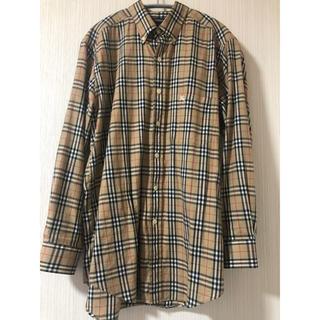 BURBERRY - バーバリー ノバチェックシャツ
