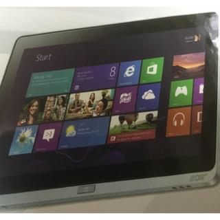 エイサー(Acer)のacer製 タブレットパソコン(タブレット)