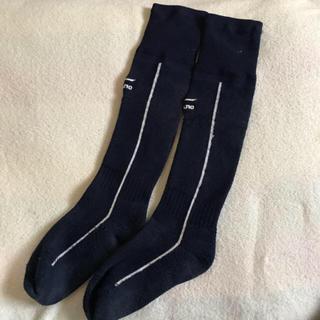ミズノ(MIZUNO)の靴下 ネイビー 野球 ソフトボール(ソックス)