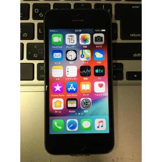 アップル(Apple)のiPhone5s  ジャンク(スマートフォン本体)