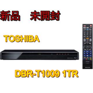東芝 - TOSHIBA ブルーレイレコーダー REGZAブルーレイ DBR-T1009