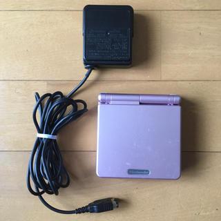 ゲームボーイアドバンス - ゲームボーイアドバンスSP 本体 充電器