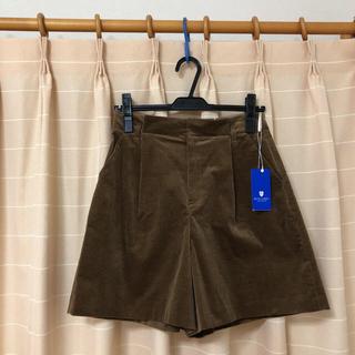 バーバリーブルーレーベル(BURBERRY BLUE LABEL)の◇新品タグ付、バーバリー   キュロット(キュロット)