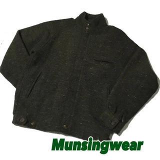 マンシングウェア(Munsingwear)の【GrandSlam Munsingwear】マンシングウェア ジャケット1 (ブルゾン)