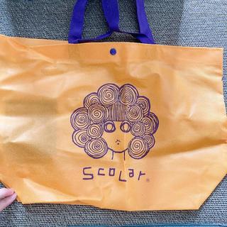 スカラー(ScoLar)のscolar ショップバッグ(ショップ袋)