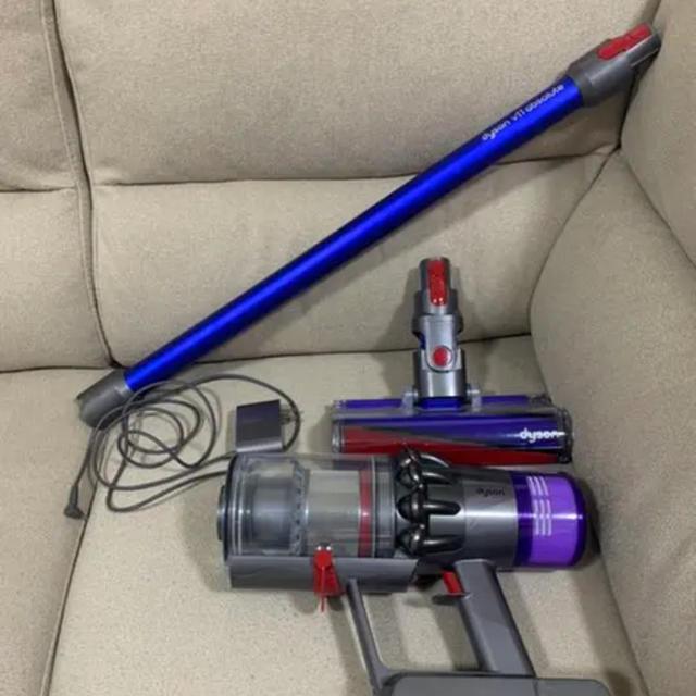 Dyson(ダイソン)の Dyson SV14 スマホ/家電/カメラの生活家電(掃除機)の商品写真