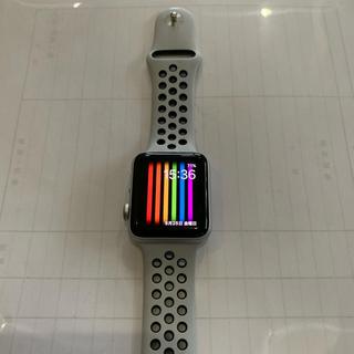 Apple Watch - Apple watch Series3 NIKE GPS+Cellular