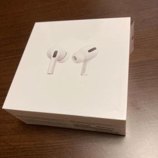 Apple - AirPods Pro mwp22j/a 本体 保証未開始品 国内正規品