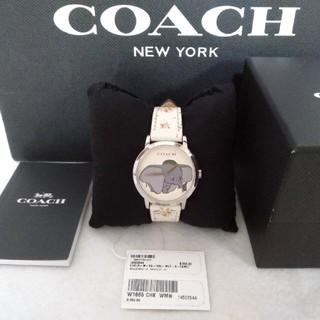COACH - 新品未使用 COACH コーチ ディズニー ダンボ 時計