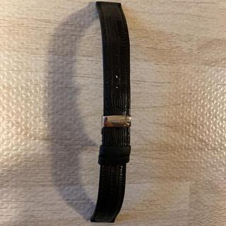 ハミルトン(Hamilton)の人気品! HAMILTON 腕時計 ベルト バンド レザー ブラック バックル(レザーベルト)