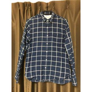 MUJI (無印良品) - MUJI(無印良品)  L/S shirt  size M