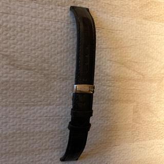 ハミルトン(Hamilton)の人気品! HAMILTON 腕時計 レザー ベルト バンド ブラック 黒(レザーベルト)